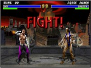 Mortal Kombat 3 Demo game
