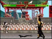 Mortal Kombat on Msdos game