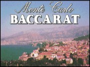 Monte Carlo Baccarat Game