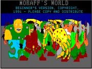 Moraffs World Game
