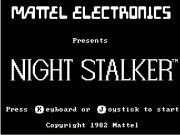 Night Stalker Game
