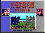 No Greater Glory - The American Civil War Game