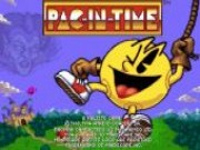 Pac-in-Time on Msdos