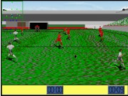 Planet Soccer game