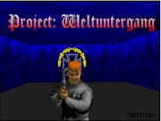 Project - Weltuntergang Game