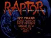 Raptor: Call of the Shadows Game