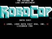 Robocop on Msdos Game