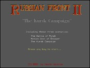 Russian Front II - The Kursk Campaign