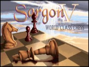 Sargon 5 - World Class Chess Game
