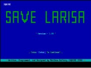 Save Larisa game