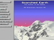 Scorched Earth Game