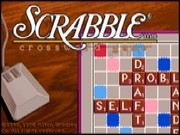 Scrabble - Deluxe Edition game