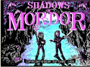 Shadows of Mordor Game