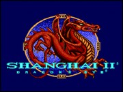Shanghai II - Dragons Eye Game