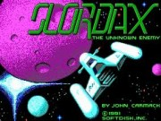 Slordax: The Unknown Enemy Game