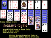 Solitaire Royale Game