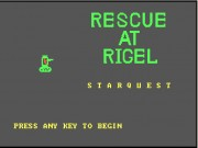 StarQuest - Rescure at Rigel