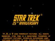 Star Trek: 25th Anniversary on Msdos