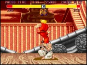 Street Fighter 2 on Msdos game