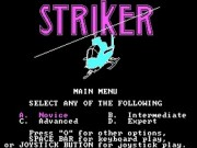 Striker on Msdos