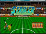 Striker (Football) Game