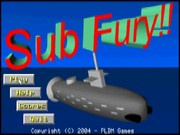 Submarine Fury Game
