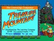Super Solvers: Treasure Mountain! Game