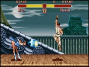 Super Street Fighter II 1996 Game