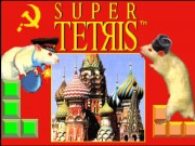 Super Tetris Game