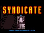 Syndicate on Msdos
