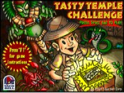 Taco Bell - Tasty Temple Challenge Game