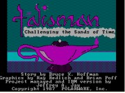 Talisman - Challenging the Sands of Time