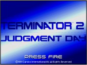 Terminator 2: Judgment Day on Msdos Game