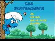 The Smurfs on Msdos Game