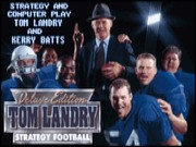 Tom Landry Strategy Football Deluxe Edition game