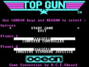 Top Gun on Msdos Game