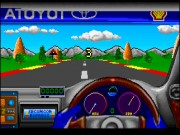Toyota Celica GT Rally Game