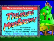Treasure Mathstorm Game