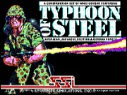 Typhoon of Steel