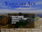 Vanguard Ace: Vertical Madness game