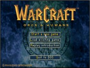 Warcraft: Orcs & Humans Game