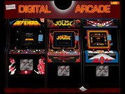 Williams Arcade Classics Game