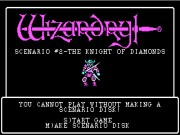 Wizardry II - The Knight of Diamonds