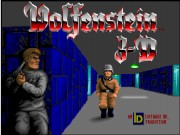 Wolfenstein 3D on Msdos