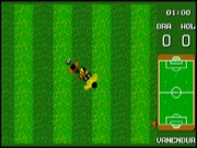 World Championship Soccer on Msdos Game