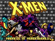 X-Men - Madness in Murderworld Game