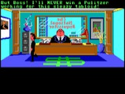 Zak McKracken and the Alien Mindbenders Enhanced Game