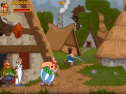 Asterix & Obelix on Msdos Game