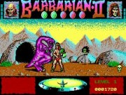 Barbarian II: The Dungeon of Drax game