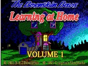 The Berenstain Bears Learning At Home: Vol 1 Game